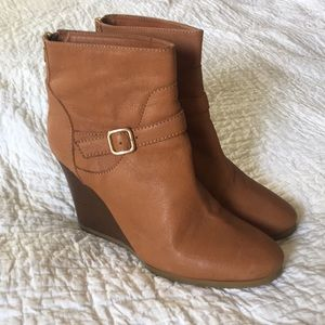 J.Crew Emmett Leather Ankle Boots